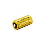 Nitecore CR123A Lithium battery 750mAh 3.0V, non-rechargeable (CR123A)