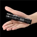 Nitecore EC20 LED flashlight (CREE XM-L2 (T6) LED, 960 lumens) (EC20)
