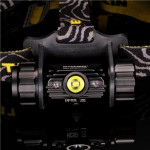 Nitecore HC50 LED head lamp (LED:CREE XM-L2(T6), 565 lumens) (HC50)