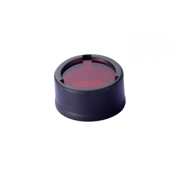 Nitecore NFR23 red filter, diffused(MT1A,MT2A,MT1C) (NFR23)