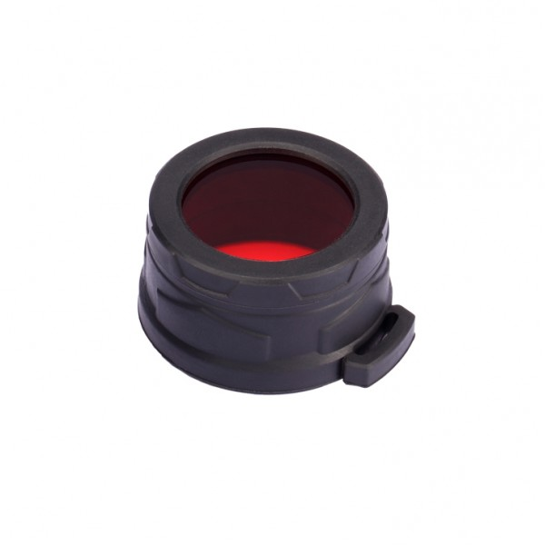 Nitecore NFR40 red filter, diffused(MH25, EA4) (NFR40)