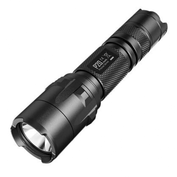 Nitecore P20 LED flashlight (CREE XM-L2 (T6) LED, 800 lumens) (P20)