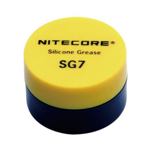 SG7 Silicon grease for all flashlights (5g) (SG7)