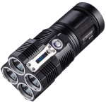Nitecore TM26 LED flashlight (CREE XM-L *4 led,3800 lumens) (TM26)