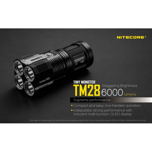 Nitecore TM28 SET (TM28 SET)